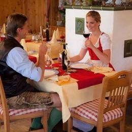 Gästebegrüßung im Sport- & Ferienhotel Riedlberg